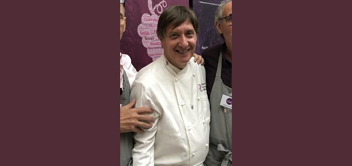 Alain Fontaine prend la tête des Maîtres-Restaurateurs