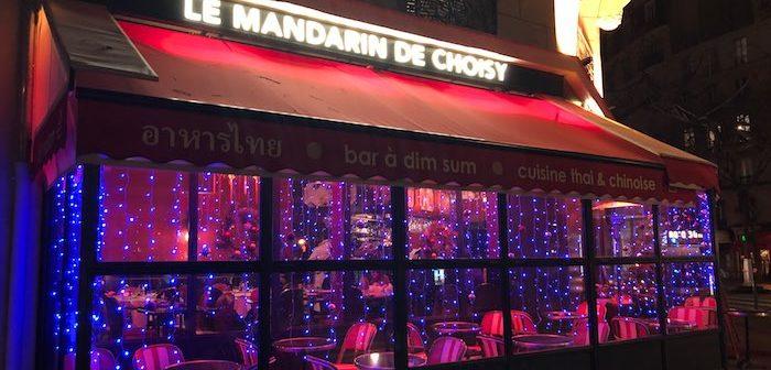 Mandarin de Choisy