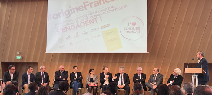 Metro lance une charte pour encourager l'origine France chez les restaurateurs indépendants