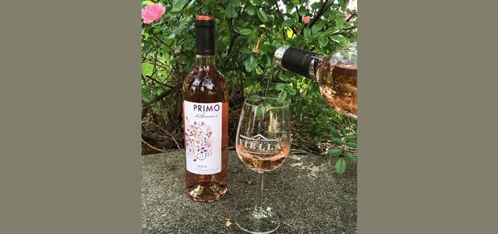 Primo d'Amour, rosé  I.G.P. Côtes de Gascogne – Château de Viella