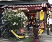 L'Arsenal, pur bistro sixties à Paris