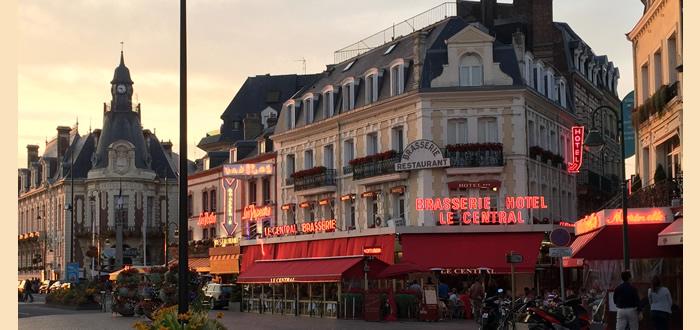 Thierry Bourdoncle jette son dévolu sur la Côte fleurie