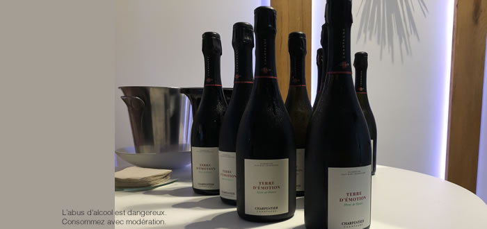 Champagne Charpentier :  Pépite en vallée de la Marne.