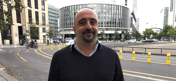 Interview Laurent Fréchet*, président de la branche restauration au GNI