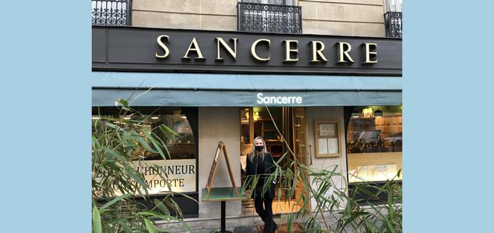 Le Sancerre n'a pas baissé le rideau